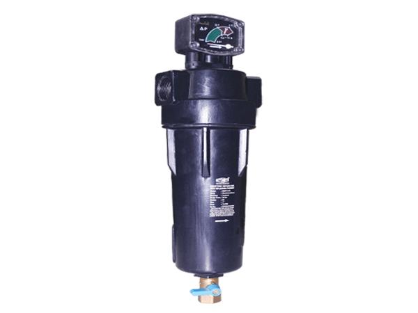 Moisture Separators With Replaceable Element